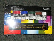 Liquitex Classic Beginner 6 - 22ml Heavy-body Acrylic Paints
