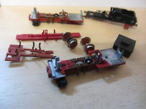 Teile der BR 89 (T3) von Arnold N