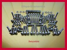 Benelli SEI 750 - V2A Schraubensatz Edelstahlschrauben Motorschrauben Schrauben
