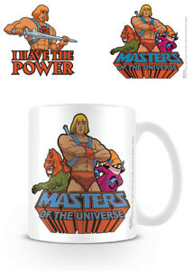Boxed Mug Ceramic Gift - He-Man Masters of The Universe I HAVE THE POWER