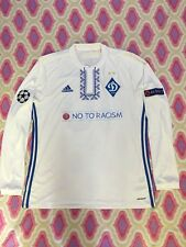 T-shirt Match Worn Dinamo Kiev FC Dynamo Kiev Iarmolenko Jersey BORUSSIA