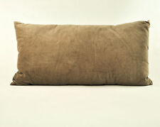 Hotel Collection Solid Oblong/Rectangle Decorative Bed Pillows