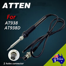 Solder Soldering Station Iron for ATTEN AT938 AT938D LEAD FREE ESD 60W 5 Holes