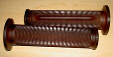 1970's Tommaselli natural gum rubber grips 01617/A-P from Italy, Ducati, Guzzi