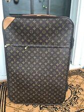 LOUIS VUITTON Monogram Pegase 70 Travel Rolling Wheels Suitcase Luggage @READ