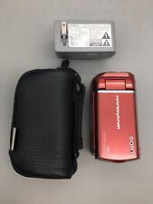 Sony Handycam DCR-SX40 Digital Video Camera Camcorder with Charger A09