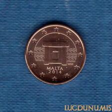 Pièces euro de Malte pour 1 euro