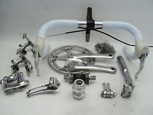 Vintage 80s CAMPAGNOLO CHORUS groupset build kit gruppe record