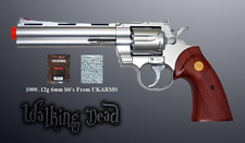 TSD UHC zombie .357 Spring Airsoft Revolver UA 938SW UKARMS 1000 BB combo
