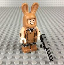 """Lego Batman Minifigura película: """"ametralladora Bunny"""" Nuevo en Paquete. L @ @ K!"""