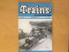 Trains Illustrated Transportation Monthly Magazines