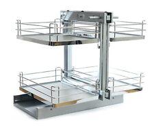 Meccanismo Angolo Cucina 4 Cestelli - Mobile ad Angolo 75-100 cm UNIVERSALE