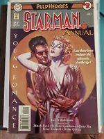 Starman Annual #2 FN 1997 DC Comic James Robinson