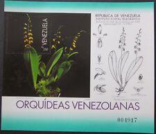 Orchidee blocco Venezuela 1998
