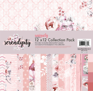Uniquely Creative Serendipity Collection Pack