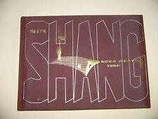 USS Shangri-La CVA 38 Navy Cruise Book 1958