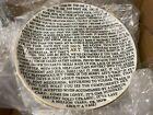 ✅ Grayson Perry 100% Art Porcelain Plate Print Holburne Museum ✅