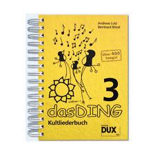 Le Ding 3 - Songbook de Culte, Jaune