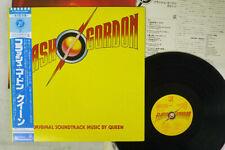 Queen Flash Gordon Soundtrack Elektra P-10960E Japan OBI Audiophile Vinyl NM