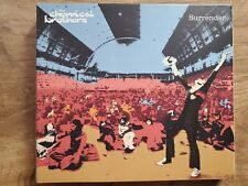 The Chemical Brothers Surrender 20th Anniversary 2 x CD Edition B-Sides, Remixes