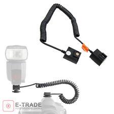 3m Sync Cable Cord For: Sony/Minolta OC-1100 HVL-F56AM FA01 TTL Off Camera
