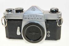 Pentax Spotmatic SP 35mm Spiegelreflexkamera nur Gehäuse