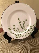Lenox Kate Spade Gardner Green Street Salad Plate, NWT