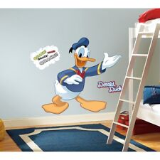 DONALD DUCK GiaNT WALL DECALS BiG Mickey Mouse Stickers NEW Kids Bedroom Decor