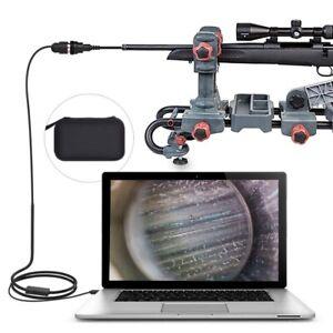 "Vividia GB-5100 Gun Barrel Borescope 5mm Diameter 40"" Long 22 Caliber and Larger"