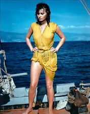 Sophia Loren Moments In Time Series - Rare and Original from Negative Photo