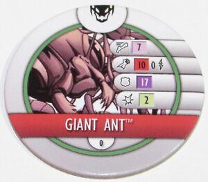 GIANT Ant bystander token Ant-Man box set Marvel HeroClix Legacy of Hank Pym