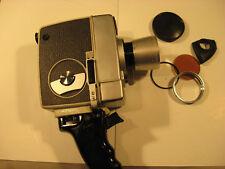 Bauer 88 RS Doppel 8mm Schmalfilmkamera 1960-Antique 8mm film camera