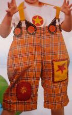 2-tlg Kinder Clown Kostüm Karnevalskostüm 3-6 J Clownkostüm Fasching Karneval