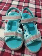 Lotto 463 scarpe QUECHUA sandali US 2/3 EU 34/35 bimbo bimba