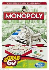 Juegos de mesa Hasbro cartón Monopoly