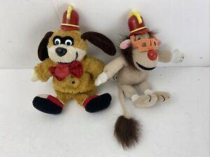 Banana Splits Fleegle Dog Drooper Lion Soft Plush TV Toys Cartoon Network