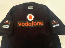 New listing Mercedes Benz Vodafone Racing Shirt XL FORMULA 1 Grand PRIX SPAIN - W/Tickets
