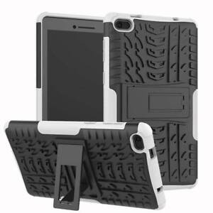"""Heavy Duty Rugged Hard Armor Stand Case Cover For Lenovo Tab E7 TB-7104F 7"""" inch"""