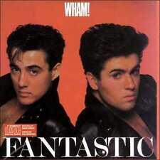 WHAM : FANTASTIC (CD) sealed