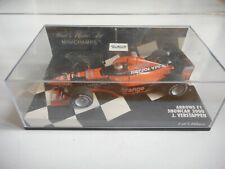 Minichamps F1 Formula 1 Arrows F1 Showcar 2000 J. Verstappen on 1:43 in Box