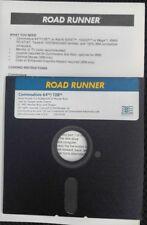 Road Runner (US Gold 1986) C 64 Diskette (Disk & Manual) 100% ok