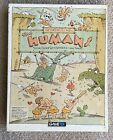Introducing The Humans Ibm Tandy Computer Game Vintage Big Box 3.5 & 5.25 Disk