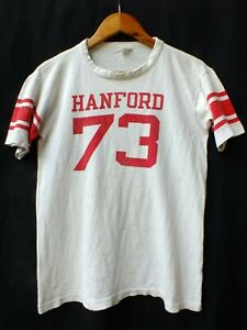 "Vintage 60s Champion ""HANFORD 73"""