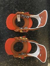 Burton Command SI youth Step In snowboard bindings New