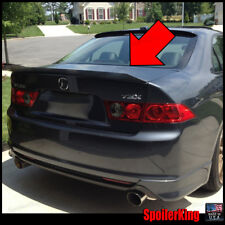 SpoilerKing Rear Trunk Spoiler DUCKBILL 284GC (Fits: Acura TSX 2004-2008 CL9)