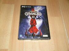 GRANDIA II RPG DE GAME ARTS PARA PC PRIMERA Y ORIGINAL EDICION NUEVO PRECINTADO