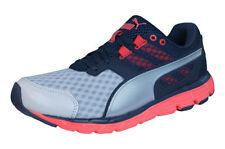 Scarpe sportive da donna running grigio in gomma