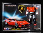Transformers Masterpiece MP-12 Lambor Lamborghini Countach LP500S Action Figure