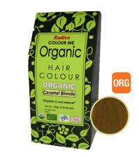 RADICO Caramel Blonde Organic Hair Colour 100g ( Made from Henna & Herbs )