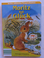 Moritz hat Glück Meine schönsten Tiergeschichten Ingrid Papst Häschen Bilderbuch